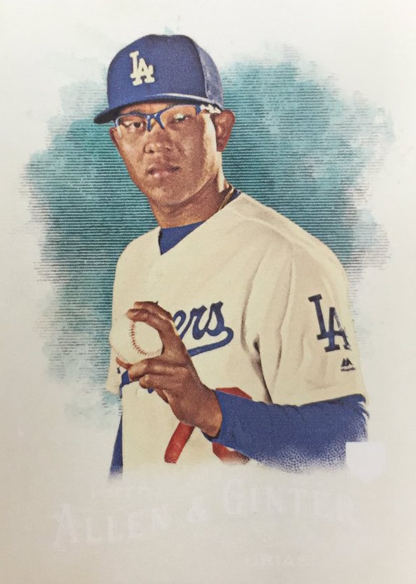 2016-topps-allen-ginter-julio-Urias