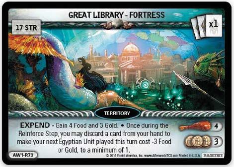 Afterworld Trading Card Game Atlantean & Norse Starter Set Verzamelingen