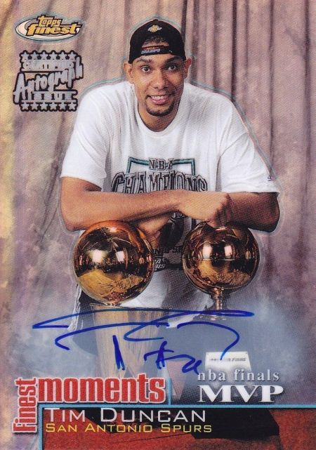 Tim Duncan Rookie Cards Blowoutbuzzcom