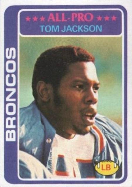 Tom-Jackson-1978-topps-rookie-card