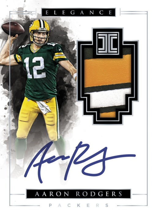 2016-Panini-Impeccable-football-Rodgers
