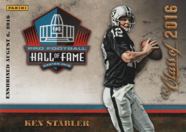 2016-Panini-Pro-Football-Hall-of-Fame-ken-stabler-front-solo