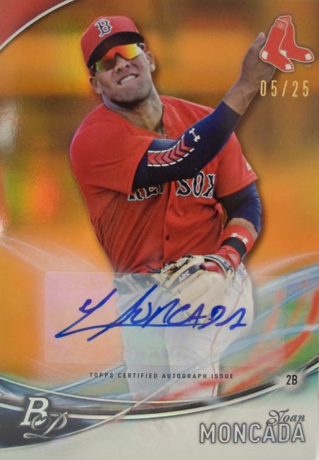 Looks Like 2016 Bowman Platinum Baseball Cards Are On The