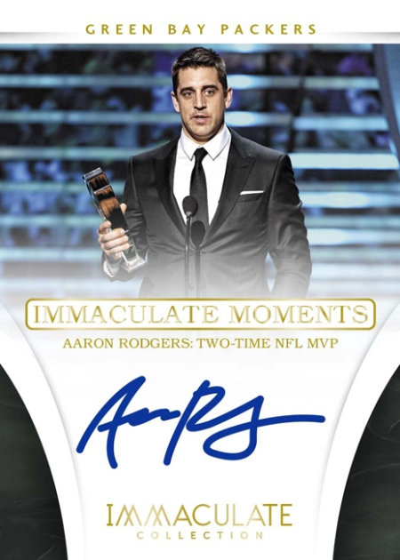 panini-america-2016-immaculate-football-aaron-rodgers