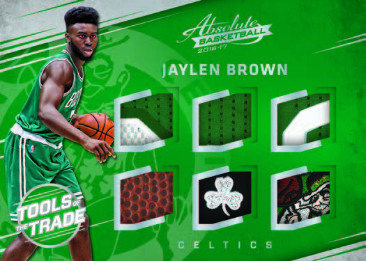 First Buzz  2016-17 Absolute basketball cards c9963f59a
