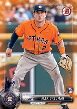 First Buzz 2017 Bowman Baseball Cards Updated With Gallery