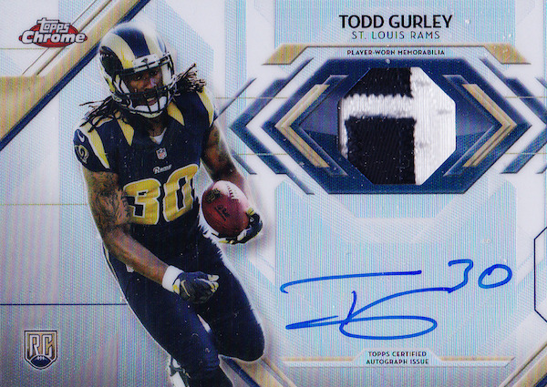 gurley-topps-chrome-auto-patch