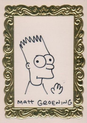 the-simpsons-matt-groening-sketch