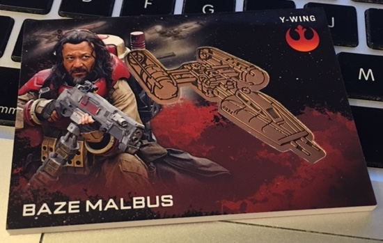 Star Wars Rogue One Complete 90 Card Base Set