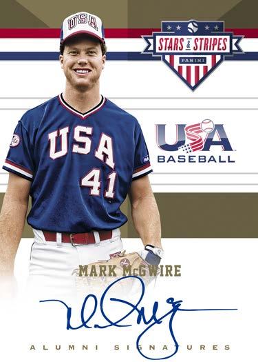 First Buzz 2017 Panini Usa Baseball Stars Stripes Baseball Cards