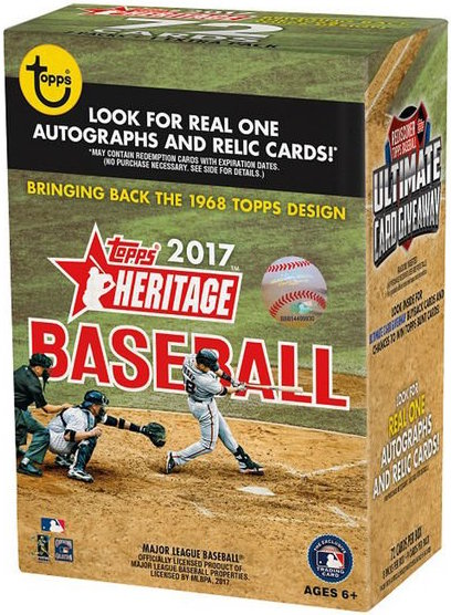 2017-topps-heritage-blaster-box
