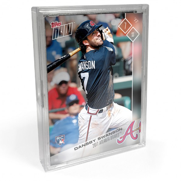 05a93f641 Day 1 of 2017 Topps Now is here -- and it launches with 450 base cards.