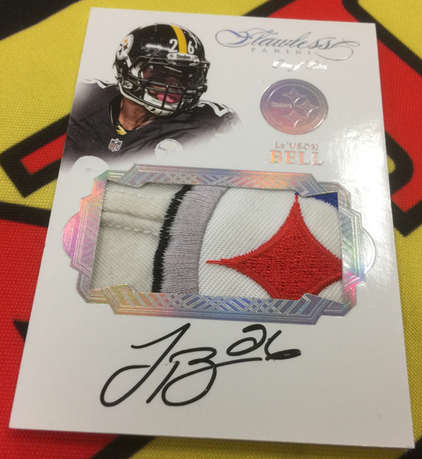 c80a0a1c Gallery: 2016 Panini Flawless football autographs + more (updated ...