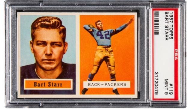 bart-starr-1957-topps-rc