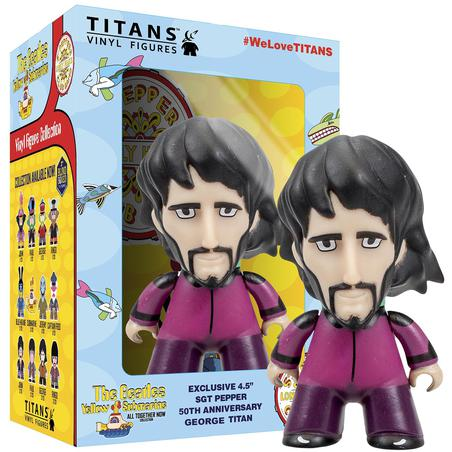 Sgt Pepper S Lonely Hearts Club Band Also Hits Toy
