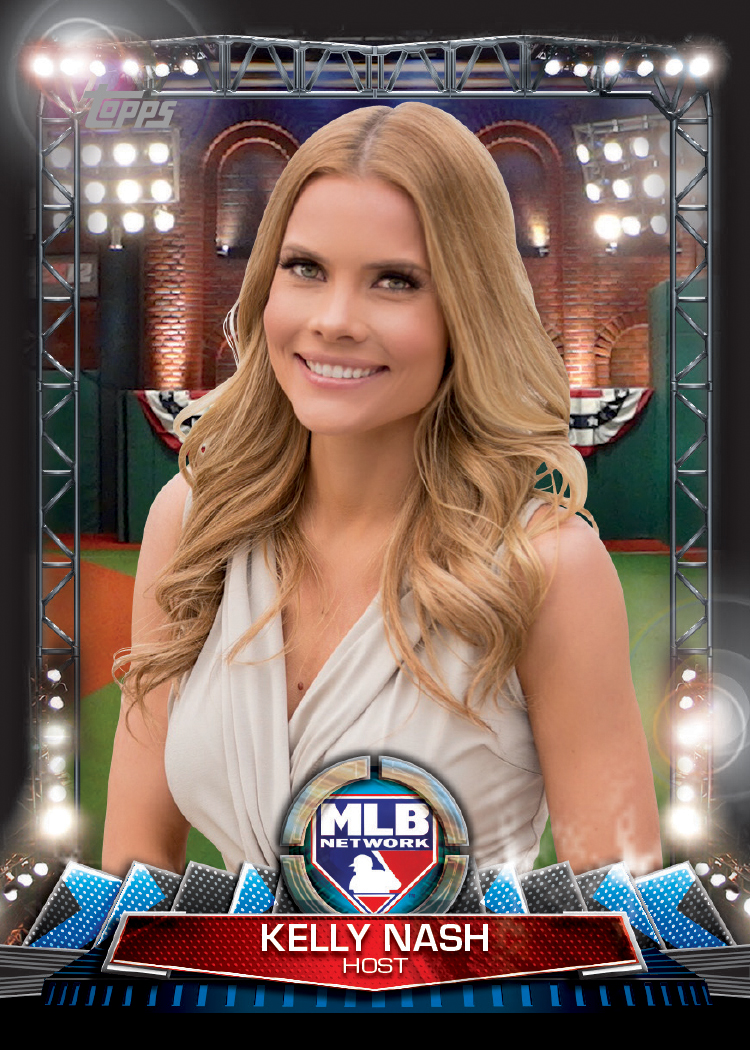 new wave of mlb network stars arrives in 2017 topps update