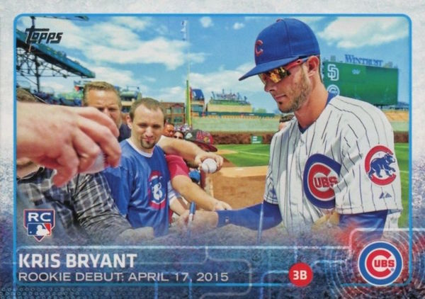 Star Power Is Really Nothing New With Topps Update Topps