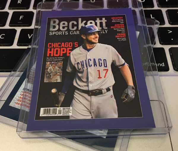 Buzz Break 2017 Spring Fever Baseball Card Repack Blowout Buzz