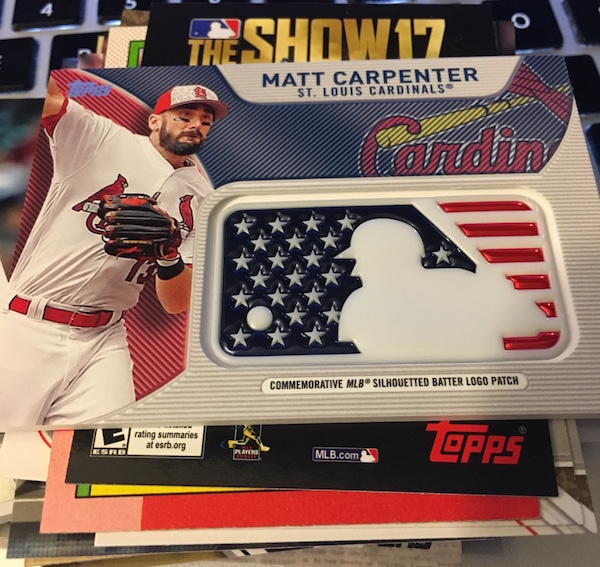 Buzz Break 2017 Topps Series 2 Baseball Cards Blaster