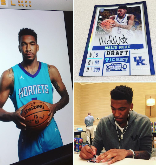 Gallery: Panini Works Out Future Stars At NBA Rookie Photo