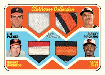 First Buzz 2018 Topps Heritage Baseball Cards Early Info