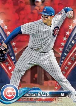 First Buzz 2018 Topps Series 1 Baseball Cards Blowout