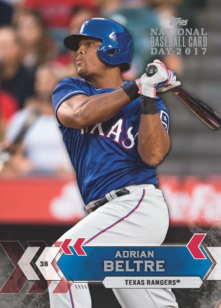 Today Is Topps National Baseball Card Day Details