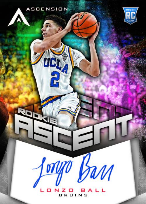 d19a849bb5f First Buzz  2017-18 Panini Ascension basketball cards – BlowoutBuzz.com