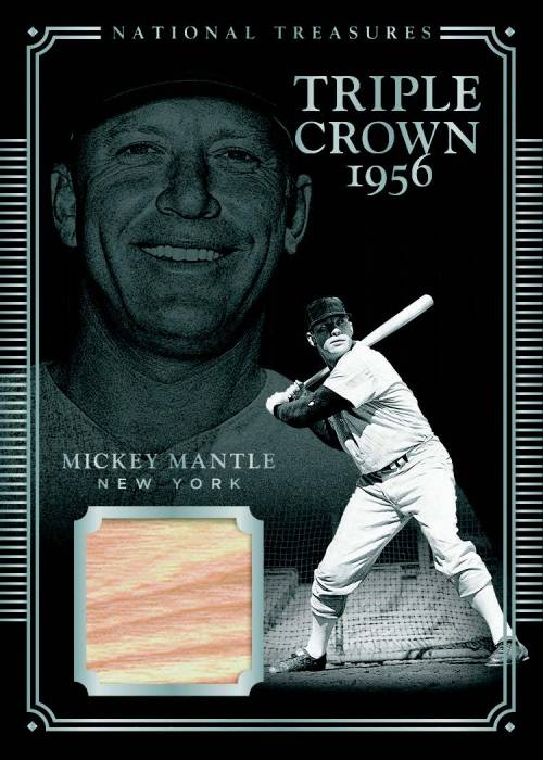 First Buzz 2017 Panini National Treasures Baseball Cards
