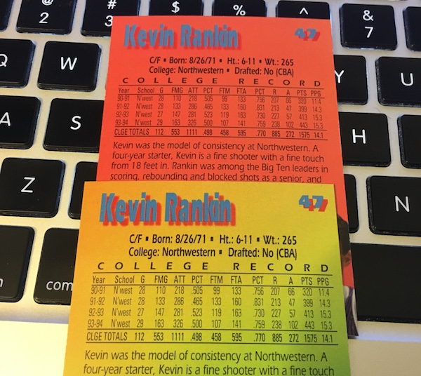 Buzz 12 In 12: Busting A 1994-95 Signature Rookies Kro-Max