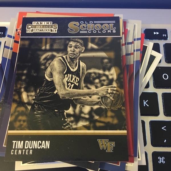 ecdd18a4233e Buzz Break  2015 Panini Contenders Draft Picks basketball (blaster ...