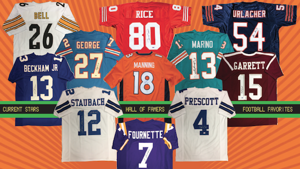 nfl game day jerseys