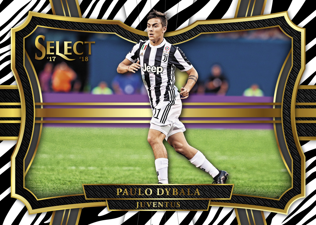 c1e7a049 First Buzz: 2017-18 Panini Select soccer cards