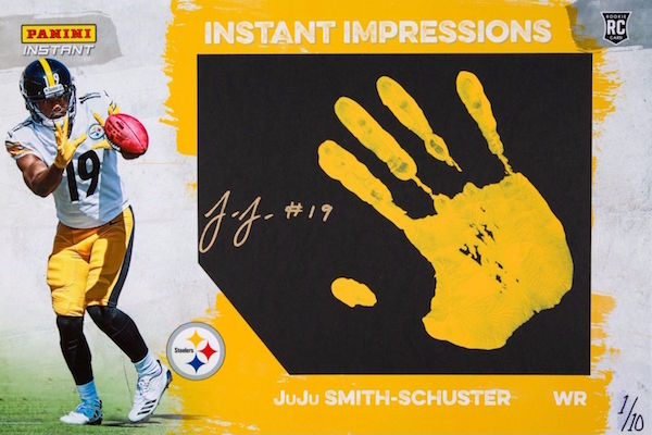 68d47a4cb06 It s time to get your hands on some JuJu Smith-Schuster football cards
