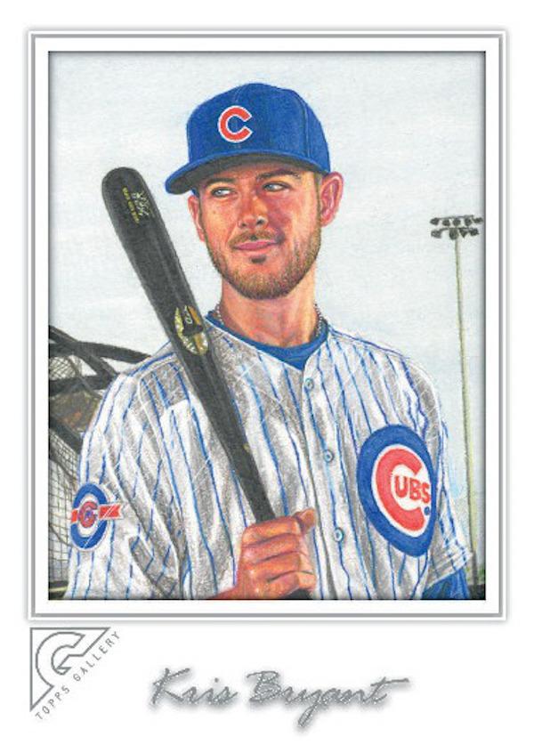 First Buzz 2017 Topps Gallery Baseball Cards Blowoutbuzzcom