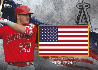 First Buzz 2018 Topps Series 2 Baseball Cards Blowout