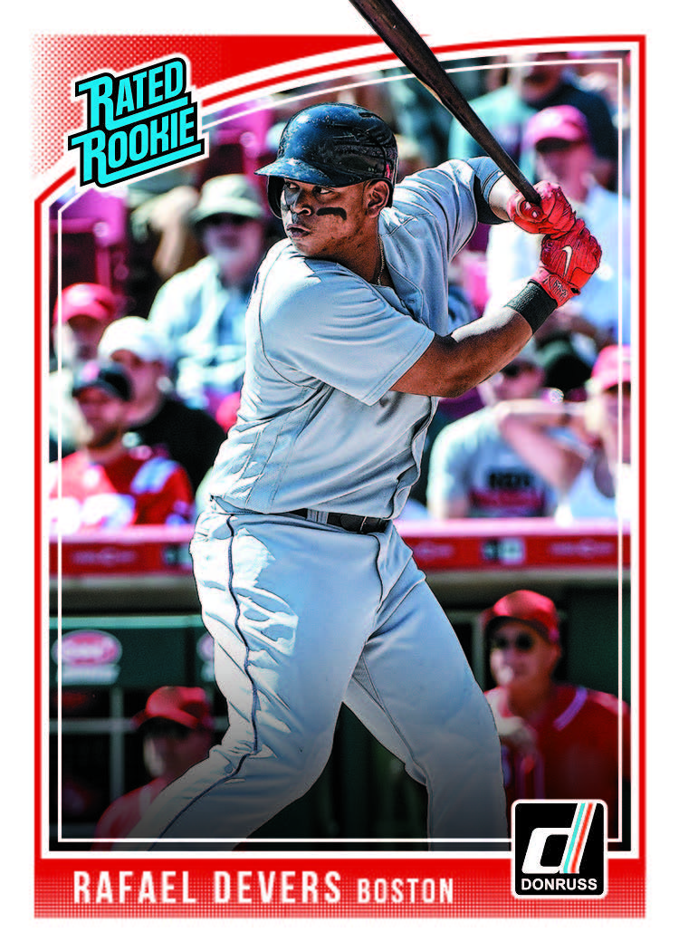 April 2017 blowout buzz get all the basics for 2018 donruss right here before it hits in march negle Choice Image