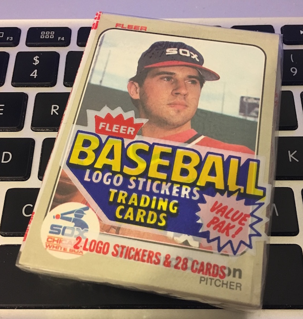 Buzz 12 In 12 Busting A 1983 Fleer Baseball Cello Pack