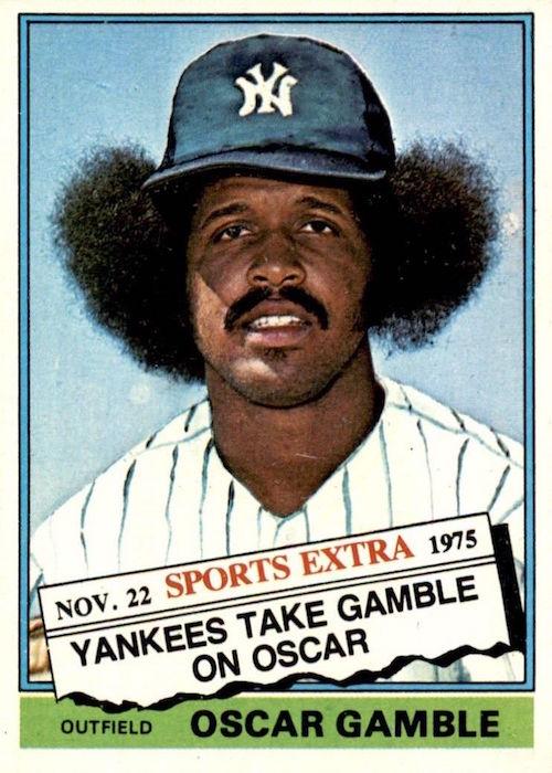 Oscar Gambles Legendary Hair Was Just Part Of Long Big League