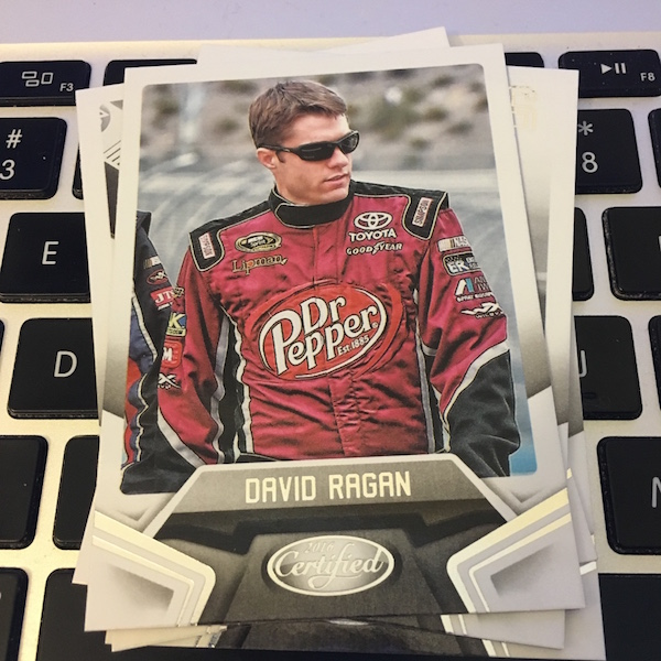 Buzz Break: 2016 Panini Certified NASCAR Cards (blaster